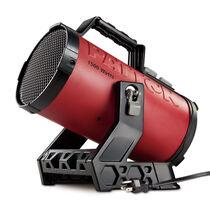 Patton® 1500 Watt Ceramic Utility Heater, Red