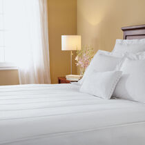 Sunbeam® Quilted Heated Mattress Pad, Twin