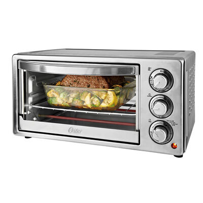 Oster Countertop Oven Manual : Oster? 6-Slice Toaster Oven