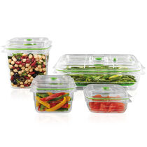 The NEW FoodSaver® Fresh Container,  4-Piece Set