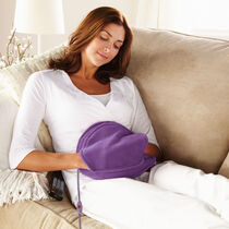 Sunbeam® Cozy Spot™ Personal Warming Pad, Purple