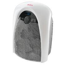 Sunbeam 174 Heaters Ceramic Fan Forced Low Profile And