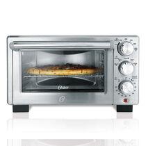 Oster Designed For Life 6 Slice Digital Toaster Oven On