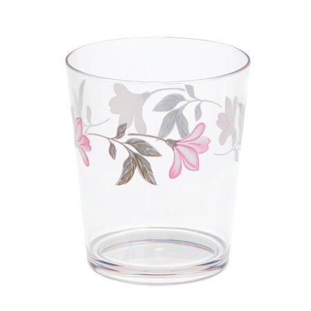 Coordinates® Pink Trio 14-oz Acrylic Glass