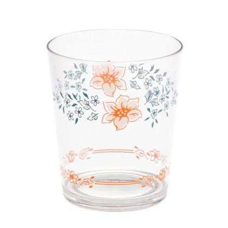 Coordinates® Apricot Grove 14-oz Acrylic Glass