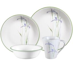 Impressions™ Shadow Iris 16-pc Dinnerware Set