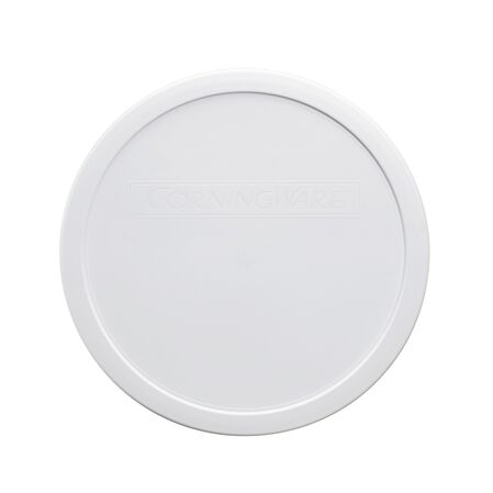 French White® 2.5-qt Round Plastic Lid