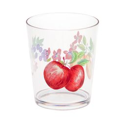 Coordinates® Chutney 14-oz Acrylic Glass