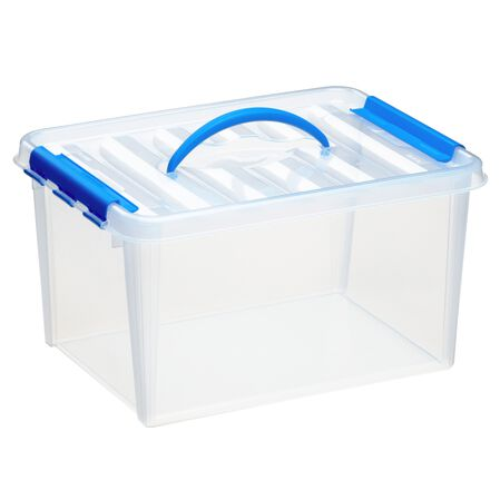 "Smart Store® 16"" x 9"" Home Storage Container"
