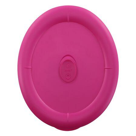 Storage Deluxe™ Berry 3 Quart Oval Plastic Lid