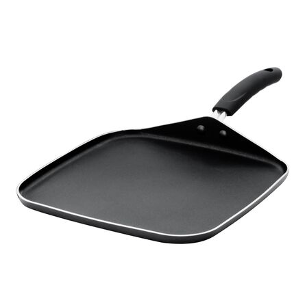 "Non-Stick 11"" Aluminum Square Griddle"