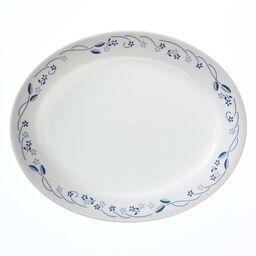 "Livingware™ Provincial Blue 9.5"" Serving Platter"