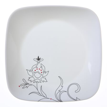 """Square™ Royal Lines 8.75"""" Plate"""