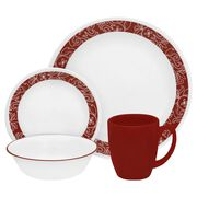 Livingware™ Bandhani 16-pc Dinnerware Set