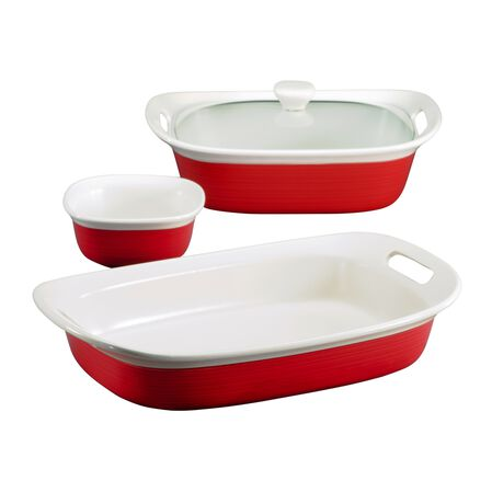 etch® Brick 4-pc Bakeware Set