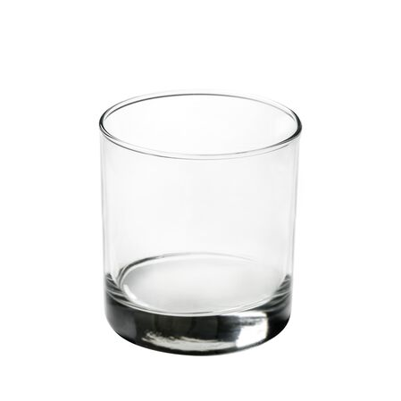 Coordinates® Winter Frost White 9-oz Glass