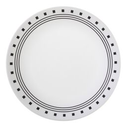 "Livingware™ City Block 8.5"" Plate"