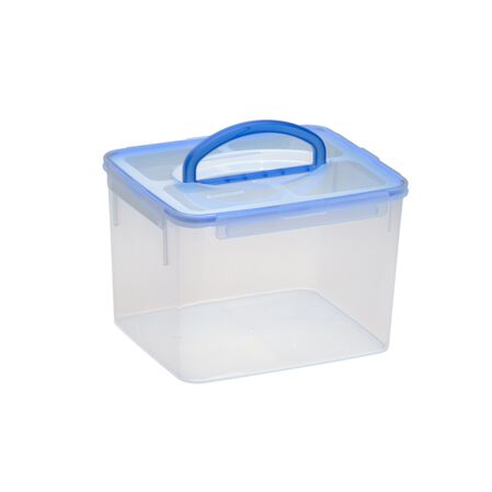Airtight Food Storage 29 Cup Rectangular Container w/ Handle