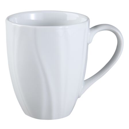Boutique™ Swept 14-oz Porcelain Mug