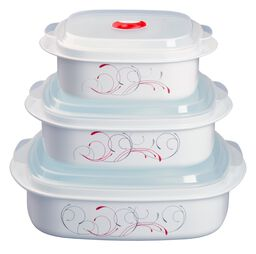 Coordinates® Splendor 6-pc Microwave Set