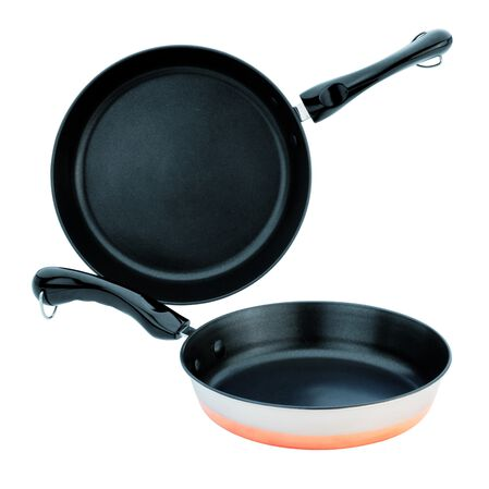 Copper Bottom Non-Stick Skillet Set