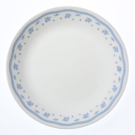 "Livingware™ Morning Blue 10.25"" Plate"