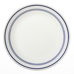 """Livingware™ Classic Café Blue 10.25"""" Plate"""