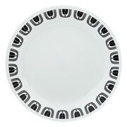 "Livingware™ Black Night 8.5"" Plate"
