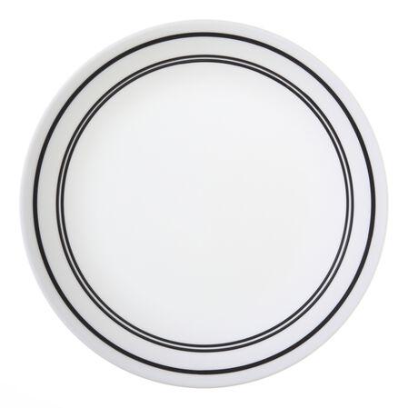 """Livingware™ Classic Café Black 8.5"""" Plate"""
