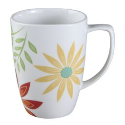 Square™ Happy Days 12-oz Porcelain Mug