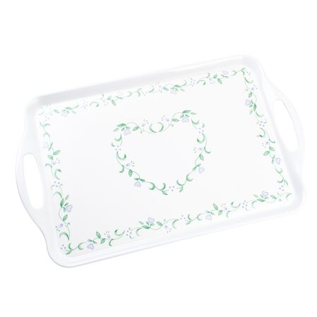 Coordinates® Country Cottage Serving Tray