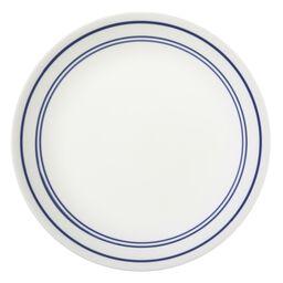 """Livingware™ Classic Café Blue 8.5"""" Plate"""
