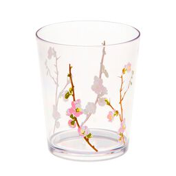 Coordinates® Cherry Blossom 14-oz Acrylic Glass