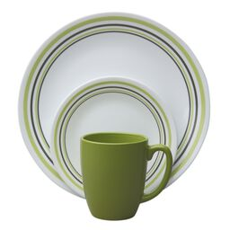Livingware™ Garden Sketch Bands 16-pc Dinnerware Set