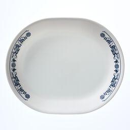 "Livingware™ Old Town Blue 12.25"" Serving Platter"