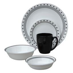 Livingware™ City Block 30-pc Dinnerware Set