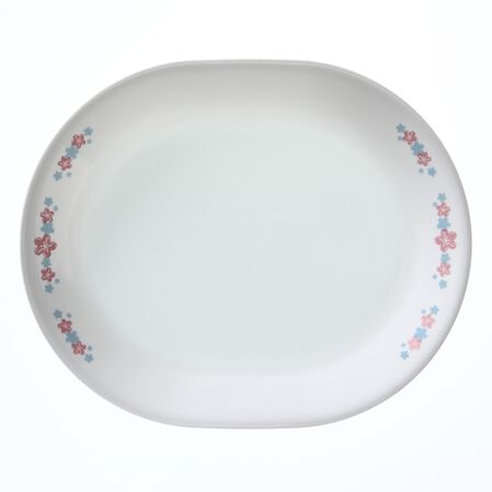 "Impressions™ Melody 12.25"" Serving Platter"