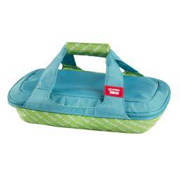 Portables® 100th Anniversary 3-qt Bag, Green/Blue