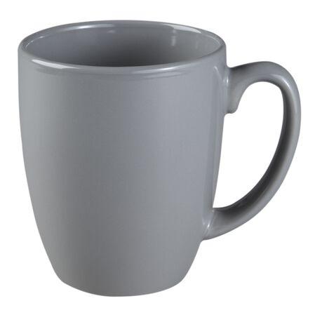 Livingware™ 11-oz Stoneware Mug, Slate Gray
