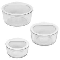 Premium™ 6-pc Storage Set, White