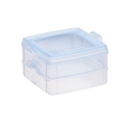 Snap 'N Stack® Food Storage Sandwich Box