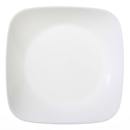 """Square™ Pure White 8.75"""" Plate"""