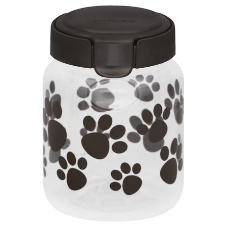 Airtight Food Storage 4.2 Cup Pet Treat Canister