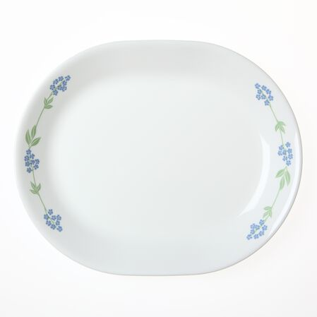 "Livingware™ Secret Garden 12.25"" Serving Platter"