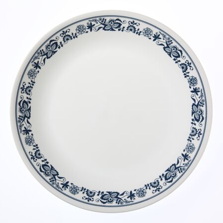 "Livingware™ Old Town Blue 10.25"" Plate"