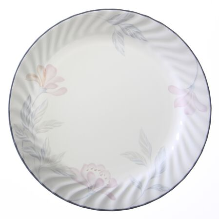 "Impressions™ Pink Trio 10.25"" Plate"