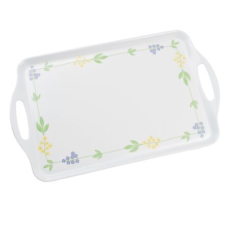 Coordinates® Secret Garden Serving Tray