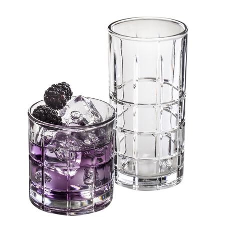 Manchester 16-pc Glassware Set