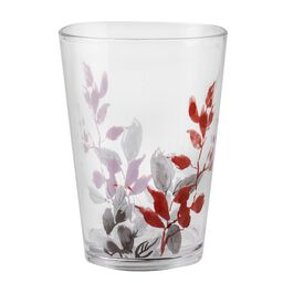 Coordinates® Kyoto Leaves 8-oz Acrylic Glass
