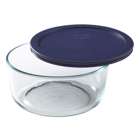 Storage Plus® 7 Cup Round Dish